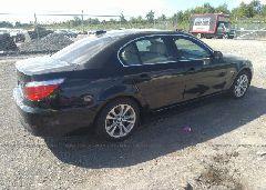 2009 BMW 535 - WBANV93509C133952 rear view