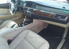2009 BMW 535 - WBANV93509C133952 close up View