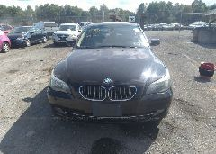 2009 BMW 535 - WBANV93509C133952 detail view