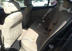 2009 BMW 535 - WBANV93509C133952 front view
