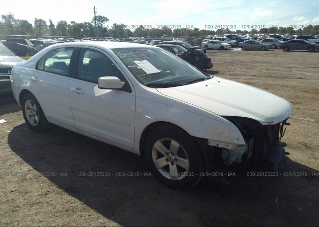 Inventory #831454630 2006 FORD FUSION