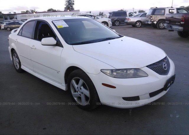 Inventory #485225081 2003 Mazda 6