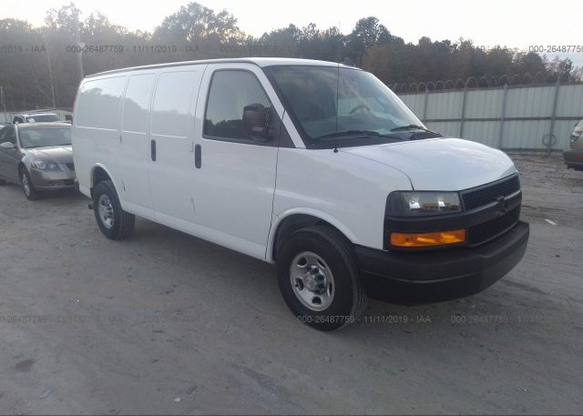 Inventory #995909279 2019 CHEVROLET EXPRESS G2500
