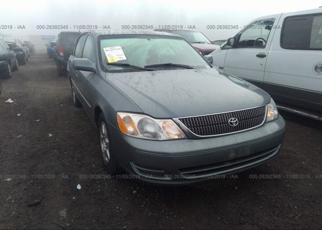 Inventory #921146517 2001 Toyota AVALON