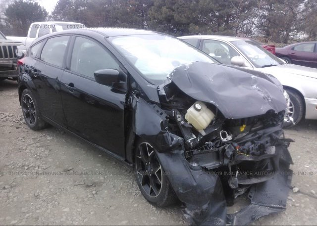 Inventory #594754739 2012 FORD FOCUS