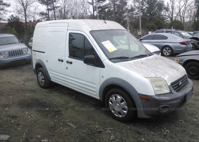 Inventory #242190211 2011 FORD TRANSIT CONNECT