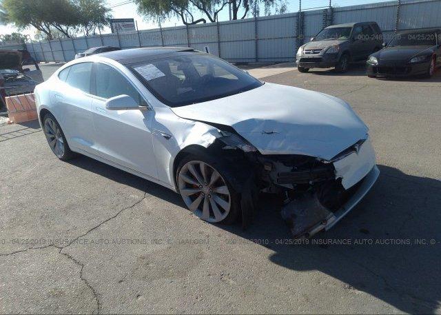 Inventory #915549262 2016 Tesla MODEL S