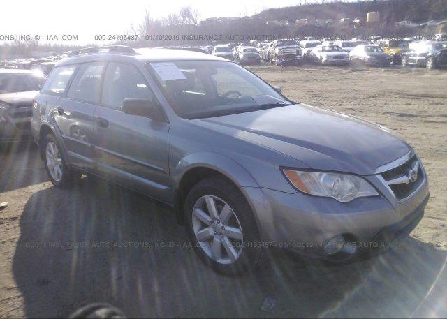 Inventory #145416381 2008 Subaru OUTBACK