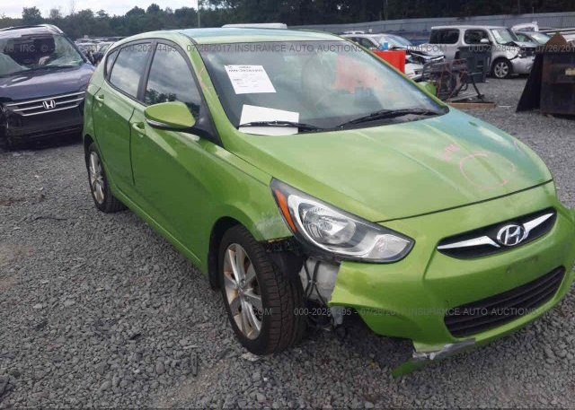 Inventory #870233877 2013 HYUNDAI ACCENT