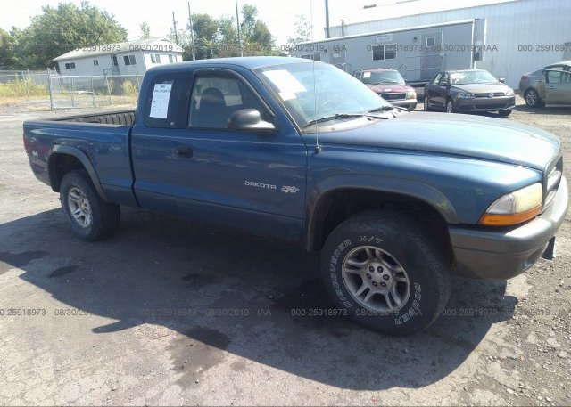 Inventory #423687820 2002 Dodge DAKOTA