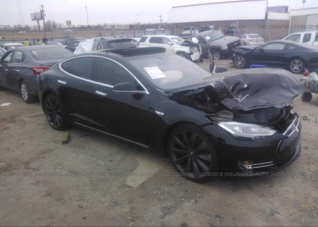 Inventory #414722248 2015 Tesla MODEL S