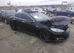 2015 Tesla MODEL S
