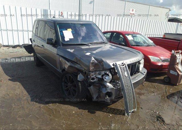 Inventory #531459285 2008 Land Rover RANGE ROVER