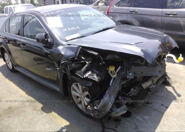 Inventory #927107953 2011 Subaru LEGACY