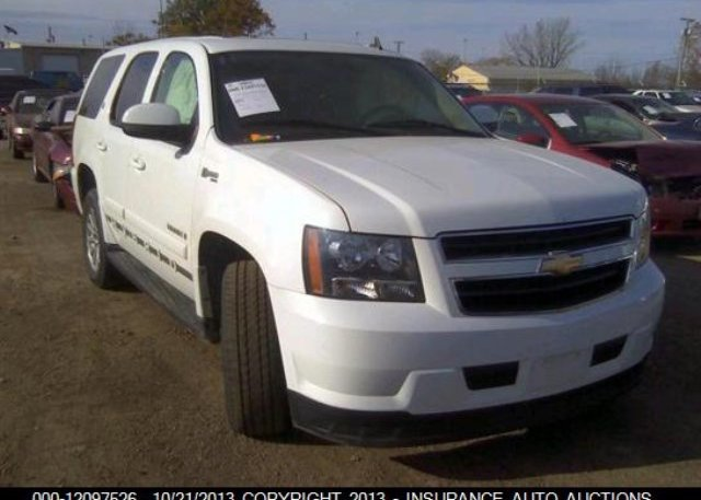 Bidding Ended On 1gnfk13518r214365 Salvage Chevrolet Tahoe K1500