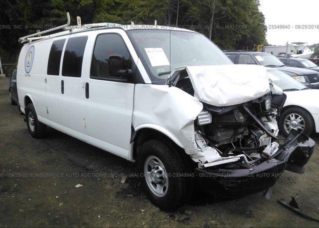 Inventory #405866528 2015 Chevrolet EXPRESS G2500