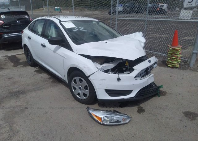 Inventory #251663469 2018 FORD FOCUS