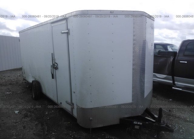 Inventory #645048378 2017 CARGO CRAFT TRAILER