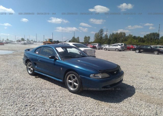 Inventory #511755643 1998 FORD MUSTANG