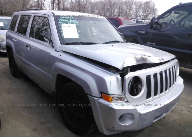 Inventory #795237008 2010 JEEP PATRIOT