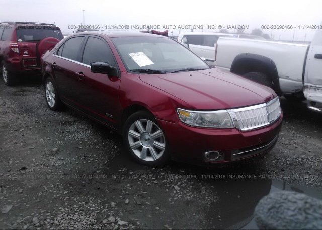 Inventory #567520178 2007 Lincoln MKZ