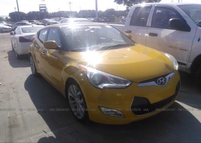 Inventory #780887599 2012 Hyundai VELOSTER