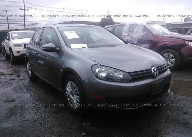 Inventory #613223389 2012 Volkswagen GOLF