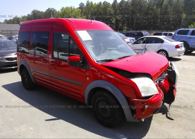 Inventory #481554985 2012 FORD TRANSIT CONNECT