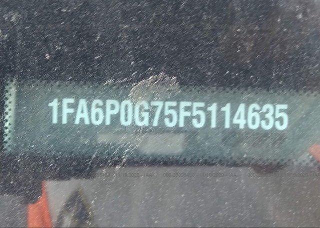 1FA6P0G75F5114635 2015 FORD FUSION