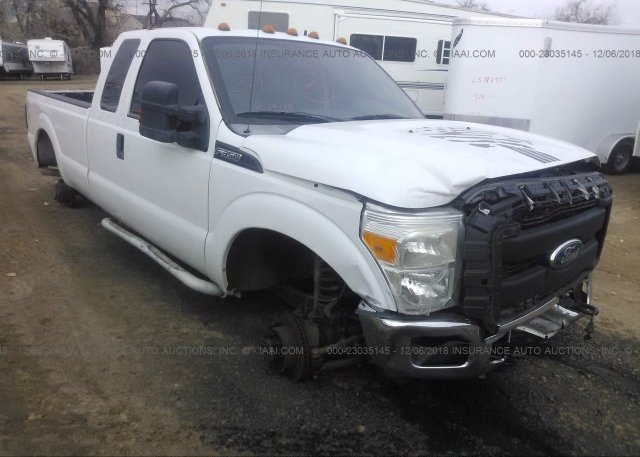 Inventory #852474847 2011 FORD F350