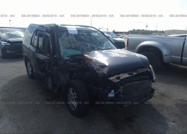 Inventory #594996806 2003 Honda CR-V