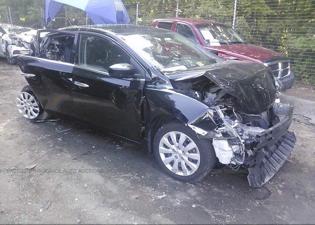Inventory #247387717 2015 Nissan SENTRA