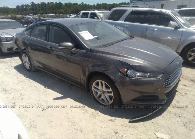 Inventory #928178421 2016 FORD FUSION