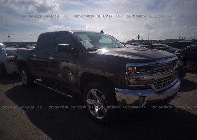 Inventory #206727980 2016 Chevrolet SILVERADO