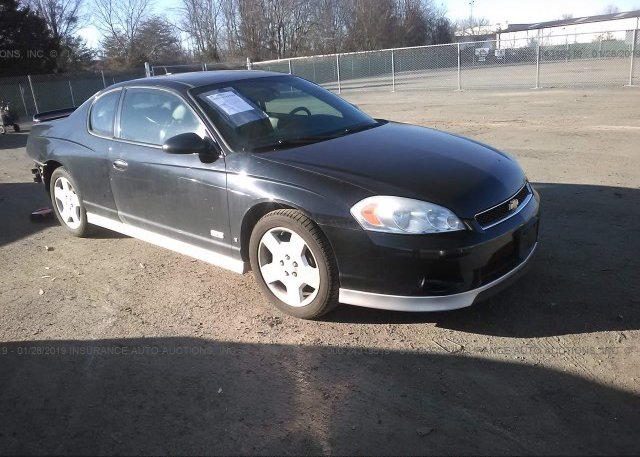 Inventory #881337066 2007 Chevrolet MONTE CARLO