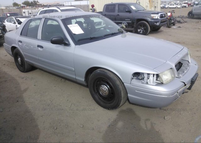 Inventory #846160365 2008 FORD CROWN VICTORIA