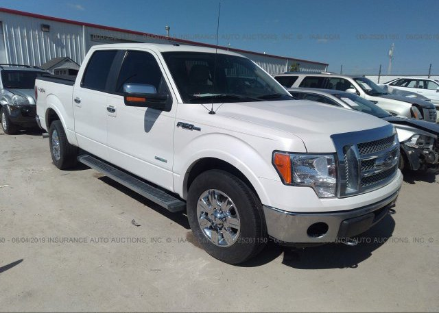 Inventory #281311864 2011 FORD F150