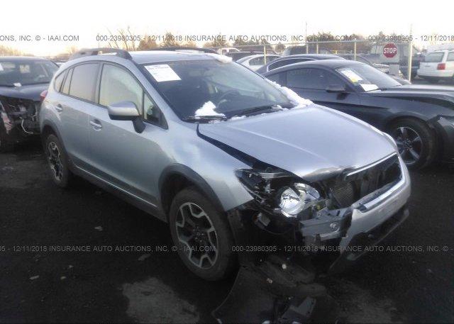 Inventory #166564290 2016 Subaru CROSSTREK