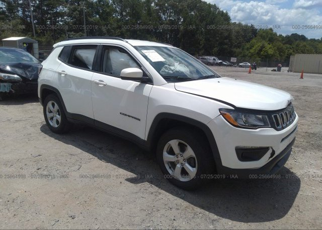 Inventory #940005520 2017 JEEP COMPASS