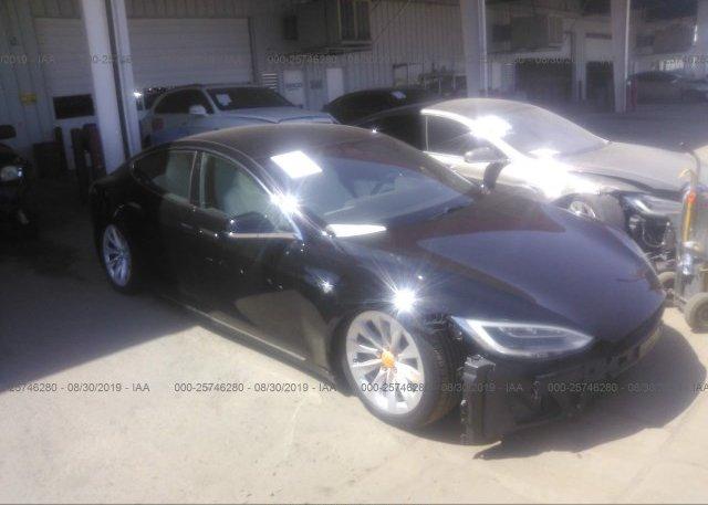Inventory #458152549 2017 Tesla MODEL S