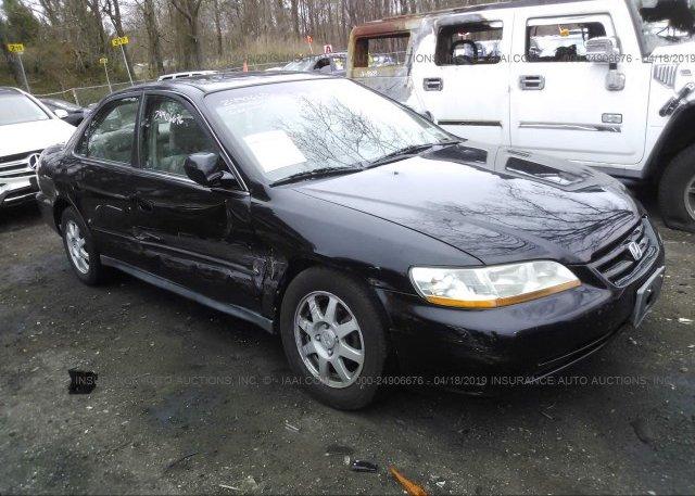 Inventory #401107028 2002 Honda ACCORD
