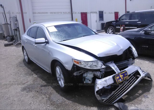 Inventory #765975244 2009 Lincoln MKS