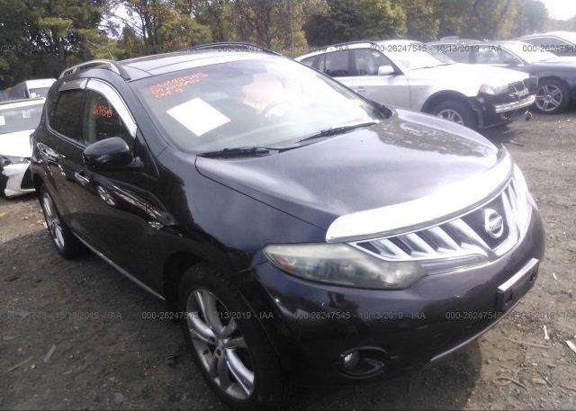 Inventory #148309407 2009 Nissan MURANO