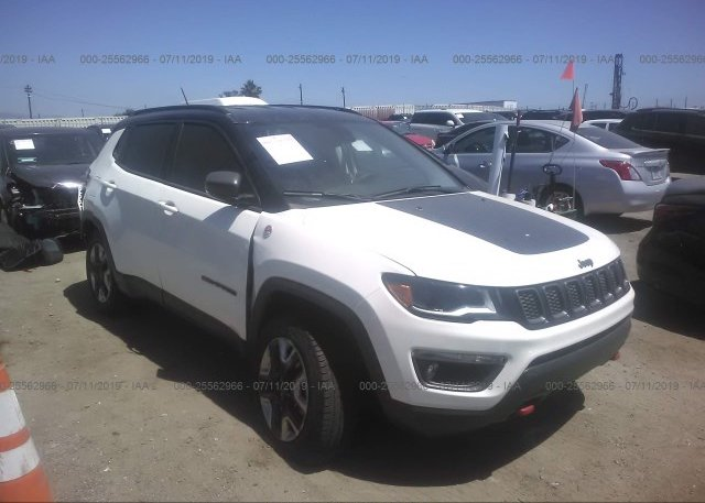 Inventory #374220690 2018 JEEP COMPASS