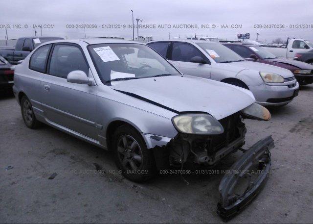 Inventory #792815872 2003 Hyundai ACCENT