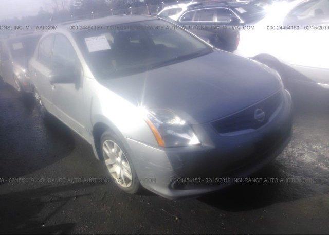 Inventory #529186557 2010 Nissan SENTRA