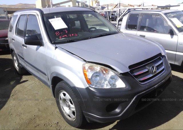 Inventory #111814842 2006 Honda CR-V