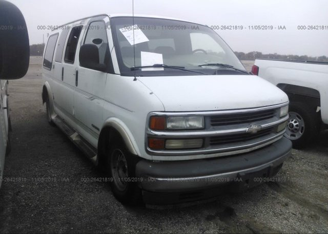 Inventory #138657847 2001 Chevrolet EXPRESS G1500