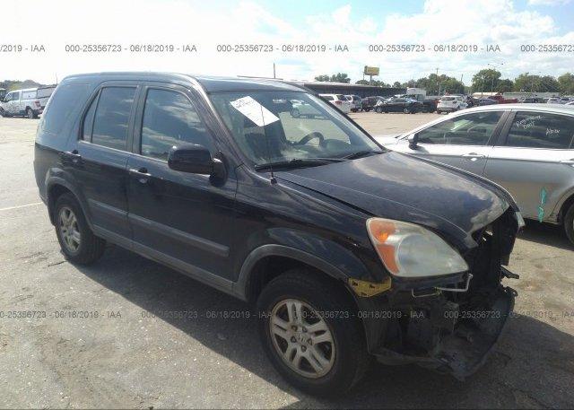 Inventory #723457793 2002 Honda CR-V