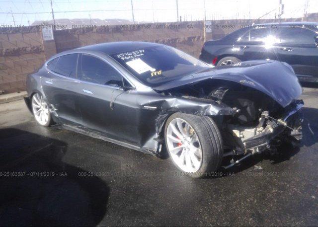 Inventory #512739571 2016 Tesla MODEL S